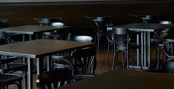 ザ・モールのグッチカフェ