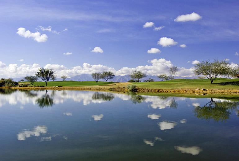 フェニックス・プレミアムアウトレットの周辺の風景