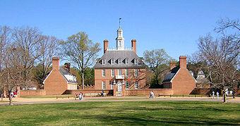 コロニアル・ウィリアムズバーグ野外歴史博物館(Colonial Williamsburg)