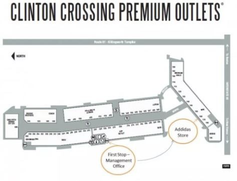 Clinton Crossing Premium Outlets画像5
