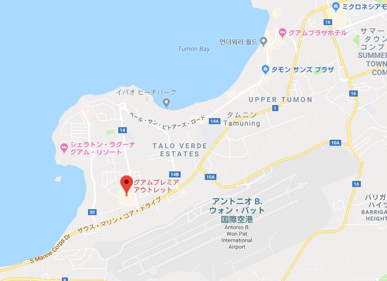 GPO画像地図